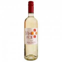 Vin Blanc Aromatisé Pêche